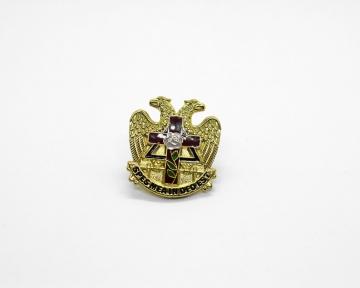 Speld pin Schotse Ritus AASR België Dutch Nederlandse regalia maçonniek Vrijmetselarij Vrijmetselaarswinkel Loge Benelux