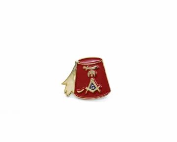 Speld pin Shriners België Dutch Nederlandse regalia maçonniek Vrijmetselarij Vrijmetselaarswinkel Loge Benelux