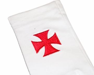 handschoenen Tempeliers nederlandse regalia maçonniek Vrijmetselarij Vrijmetselaarswinkel Loge