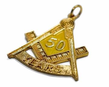 collarette jubileum 50 jaar nederlandse regalia maçonniek Vrijmetselarij Vrijmetselaarswinkel Loge Blauwe Graden